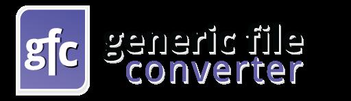Generic File Converter